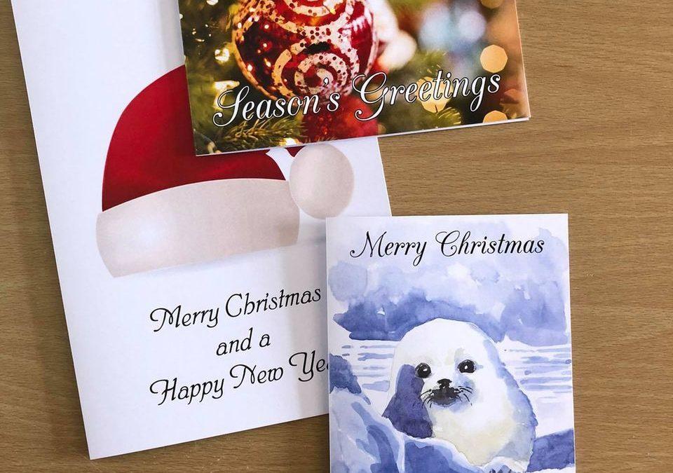 Company Christmas Cards!